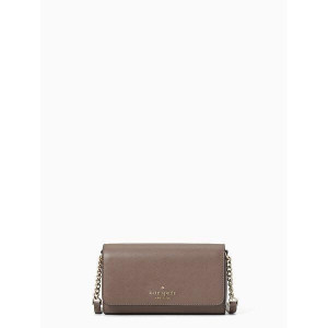 KATE SPADE STACI SMALL FLAP CROSSBODY (DUSKCITY)