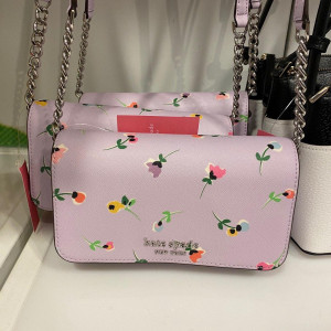 KATE SPADE CAMERON WILDFLOWER DITSY SMALL (MULTI)
