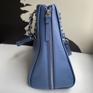 KATE SPADE COBBLE HILL ANDEE TOTE (BLUEBERRY COBBLER)