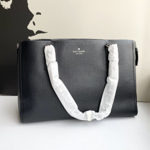 KATE SPADE COBBLE HILL ANDEE TOTE (BLACK)