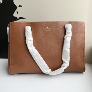 KATE SPADE COBBLE HILL ANDEE TOTE (GINGERBREAD)