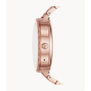 KATE SPADE TOUCHSCREEN SMARTWATCH PINK IP SCALOPPED (ROSEGOLD) - ETA (ESTIMATED TIME ARRIVAL) MALAYSIA 7 MARCH