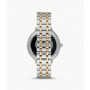 KATE SPADE TOUCHSCREEN SMARTWATCH SCALOPPED TWO TONES STAINLESS STEEL (SILVER/GOLD) - ETA (ESTIMATED TIME ARRIVAL) MALAYSIA 7 MARCH