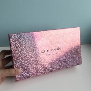 KATE SPADE JOELEY BOXED MULTIFUNCTIONAL LARGE WRISTLET (ROSE GOLD)