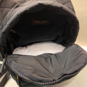 MARC JACOBS QUILTED NYLON BACKPACK  (BLACK) - ETA MALAYSIA 16 JULY