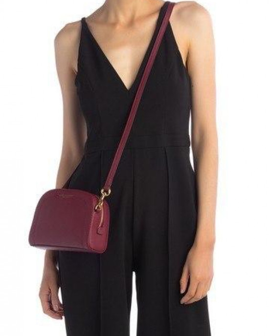 MARC JACOBS PLAYBACK CROSSBODY (SULTRY RED)