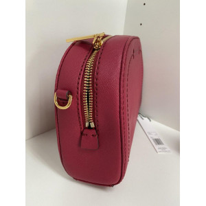 MARC JACOBS PLAYBACK CROSSBODY (CHERRY)