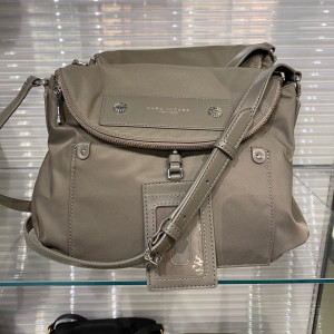MARC JACOBS PREPPY NYLON (QUARTZ GREY)