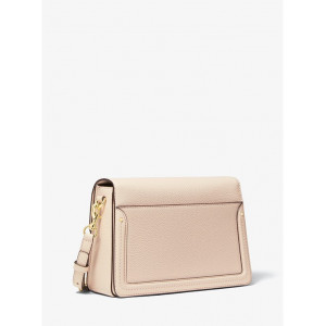 MICHAEL KORS JESSIE MEDIUM PEBBLED LEATHER SHOULDER BAG - ETA (ESTIMATED TIME ARRIVAL) MALAYSIA 9 FEBRUARY