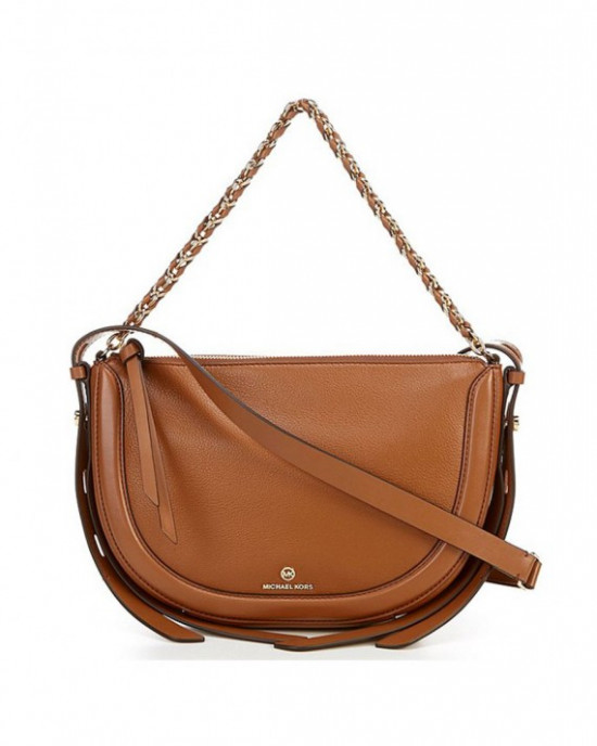 PRE ORDER - MICHAEL KORS JAGGER SMALL MESSENGER (LUGGAGE)
