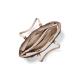 MICHAEL KORS VOYAGER MEDIUM LOGO TOTE BAG (BROWN/SOFT PINK)