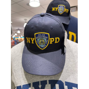 PRE ORDER COLUMBUS DAY SALE - NYPD CAP (BLUE)