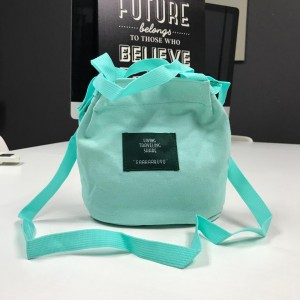 PURCHASE WITH PURCHASE (PWP) FUFU BAG TURQUOISE